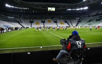 Πιθανό το τέλος της ποδοσφαιρικής δράσης και στην Ιταλία