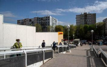 Κορονοϊός: 683 νέοι θάνατοι σε ένα 24ωρο στην Ισπανία