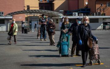 Κορονοϊός: Είκοσι πέντα άτομα νεκρά στην Κροατία – Φόβοι μετά την επιβεβαίωση 50 θετικών ενοίκων σε γηροκομείο