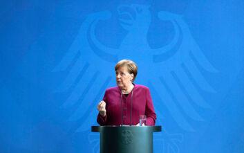 Μέρκελ: Περιμένουμε την πρόταση της Κομισιόν για το ταμείο ανασυγκρότησης