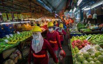 Κορονοϊός: Ένας θάνατος και 50 νέα κρούσματα στην Ταϊλάνδη