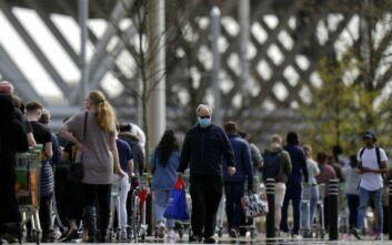Κορονοϊός στη Μεγάλη Βρετανία: 881 νέοι νεκροί σε μία μέρα -  Παραμένει το lockdown