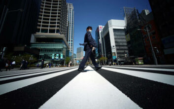 Παράταση της κατάστασης έκτακτης ανάγκης λόγω κορονοϊού ως τα τέλη Μαΐου στην Ιαπωνία