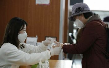 Κορονοϊός: 30 νέα κρούσματα στη Νότια Κορέα – Συνολικά 10.480