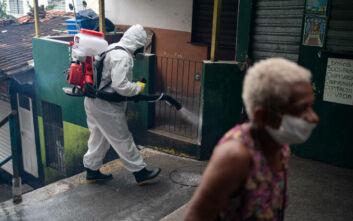 Κορονοϊός Βραζιλία: Μία 97χρονη η γηραιότερη νικήτρια στη μάχη με τον ιό