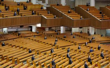 Κορονοϊός: Ο Κιμ Γιονγκ Ούν ζητά σκληρά μέτρα
