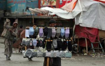 Κορονοϊός: Στα 784 συνολικά τα κρούσματα στο Αφγανιστάν
