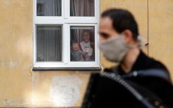 Τσεχία - Κορονοϊός: Μελέτη για τη συλλογική ανοσία με τεστ σε 27.000 ανθρώπους χωρίς συμπτώματα