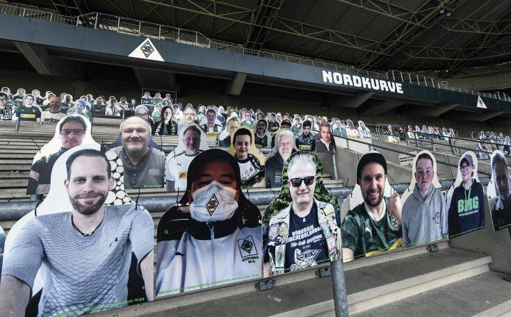 Κορονοϊός: Πιθανές οι άδειες εξέδρες στα γήπεδα και το 2021 1