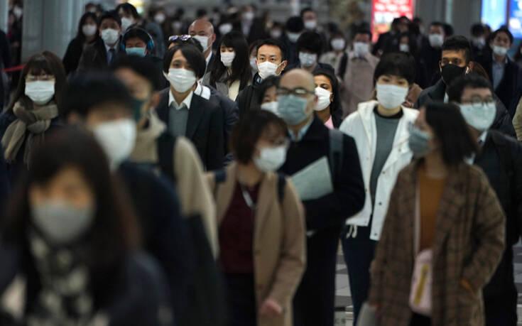 Προειδοποίηση ΠΟΥ για την Ιαπωνία, η άρση των περιορισμών πρέπει να γίνει σταδιακά