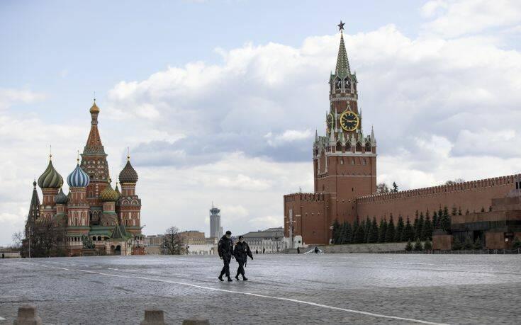 Σε κρίσιμη κατάσταση βρίσκονται 1.300 ασθενείς με κορονοϊό στη Ρωσία