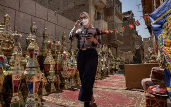 Αίγυπτος: 3.659 κρούσματα και 276 θάνατοι από τον κορονοϊό