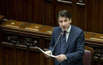 Ιταλία - Κορονοϊός: O Τζουζέπε Κόντε παρουσίασε τη μερική επιστροφή στην κανονικότητα από τις 4 Μαΐου