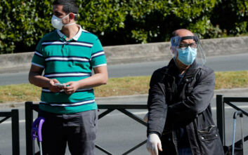 Έρευνα στη Γαλλία: Το 26% ανέπτυξε αντισώματα στον κορονοϊό