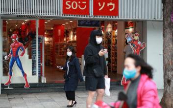 Ρεκόρ κρουσμάτων κορονοϊού στο Τόκιο - Σε λήψη μέτρων προσανατολίζονται οι αρχές