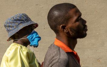 Κορονοϊός: 75 θάνατοι στη Νότια Αφρική και 3.593 κρούσματα