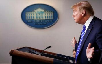 Διαψεύδει ο Λευκός Οίκος ότι ο Τραμπ γνώριζε για την εκτίμηση περί οικονομικής ενίσχυσης των Ταλιμπάν από τη Ρωσία