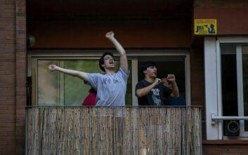 Ισπανία - Κορονοϊός: «Από τις 2 Μαΐου, οι πολίτες θα μπορούν να βγαίνουν από το σπίτι τους για να αθλούνται»