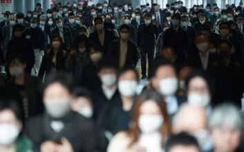 Ανησυχία στο Τόκιο μετά την μεγάλη αύξηση κρουσμάτων κορονοϊού