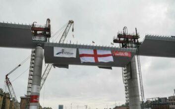 Ιταλία: Η νέα γέφυρα της Γένοβας ορθώνεται ως σύμβολο μιας νέας αρχής