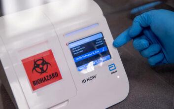 Κοντοζαμάνης: Λύθηκε το ζήτημα με τα τεστ στο Εθνικό Κέντρο Αιμοδοσίας - Στα 10 ευρώ ο κάθε έλεγχος στα ιδιωτικά εργαστήρια