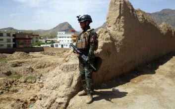Συνεχίζεται η αποχώρηση των Αμερικανών στρατιωτών από το Αφγανιστάν, ανακοίνωσε το Πεντάγωνο