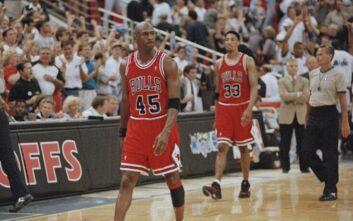 The Last Dance: Ρεκόρ τηλεθέασης στο ESPN για το ντοκιμαντέρ του Air Jordan και των Σικάγο Μπουλς