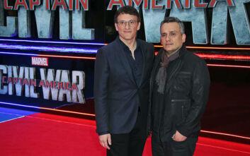 Τα αδέρφια Ρούσο, σκηνοθέτες της Marvel, αποκάλυψαν με ποιους υπερήρωες θα έμεναν στην καραντίνα