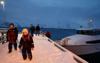 Επιστροφή στα σχολεία για τους μαθητές 6 με 10 ετών στη Νορβηγία