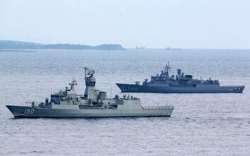 Sabah: Θαλάσσια τουρκική στρατιωτική άσκηση μεταξύ Κύπρου και Λιβύης