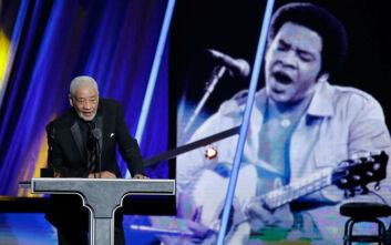 Bill Withers: Έφυγε από τη ζωή ο τραγουδιστής του περίφημου «Ain't No Sunshine»
