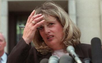 Πέθανε η Λίντα Τριπ, η γυναίκα που αποκάλυψε το σκάνδαλο Κλίντον – Λεβίνσκι
