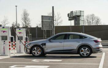 Βελτιώνεται η ταχύτητα φόρτισης ηλεκτρικών οχημάτων