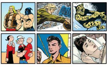 Μένουμε σπίτι και διαβάζουμε online κόμικς από το newsbeast.gr και τις εκδόσεις Μικρός Ήρως