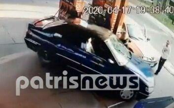 Απίστευτο σκηνικό στον Πύργο: Έβαλε βενζίνη κι έφυγε χωρίς να πληρώσει τραυματίζοντας τον ιδιοκτήτη