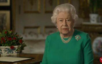 Βασίλισσα Ελισάβετ: Κάντε υπομονή και θα είμαστε ξανά με τις οικογένειές μας, θα νικήσουμε