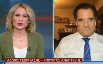 Γεωργιάδης για Χαρίτση: Κρύφτηκε και δεν βγήκε στο παράθυρο - Είναι και σκιώδης υπουργός, τρομάρα του