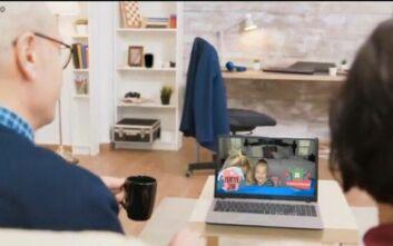 Το TV 100 στη Θεσσαλονίκη ανοίγει την συχνότητά του για βιντεάκια αγάπης στους παππούδες και στις γιαγιάδες