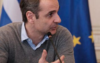 Μητσοτάκης: Ανοιχτό το ενδεχόμενο νέων περιορισμών λόγω κορονοϊού