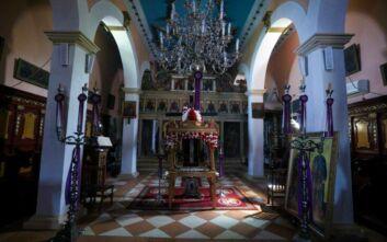 Κορονοϊός: Η Εκκλησία ξεκαθαρίζει για τον Επιτάφιο και το crash test της Κυριακής των Βαΐων