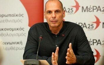 Βαρουφάκης: «Ο Ρέγκλινγκ θέλει να βάλει σε μνημόνιο τη μισή Ευρώπη»