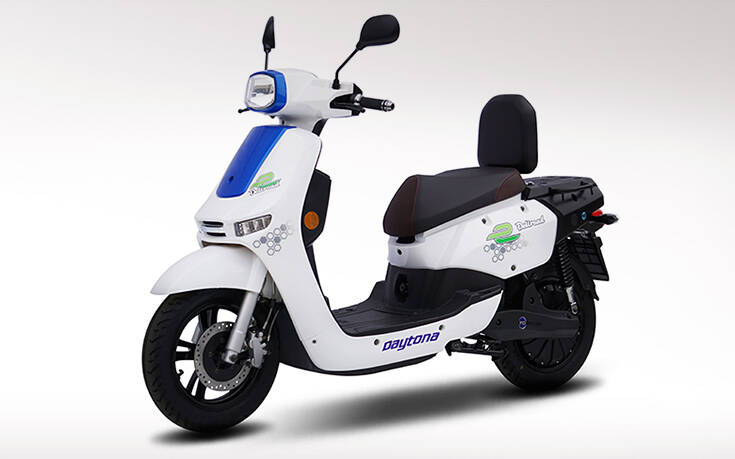 Daytona F8 Deliroad η ηλεκτρική πρόταση της DAYTONA BEST ELECTRIC στα επαγγελματικά scooters – Newsbeast
