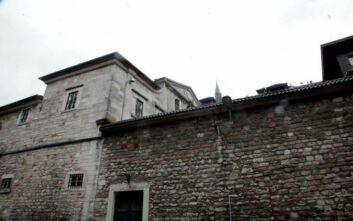 Κεκλεισμένων των θυρών εορτάστηκε η Κυριακή των Βαΐων στο Φανάρι