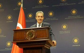 Τουρκικό Υπουργείο Εξωτερικών: «Η Ελλάδα να έρθει για διάλογο»