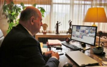 Κώστας Τσιάρας: «Με αποφασιστικότητα και ταχύτητα αντέδρασε η ελληνική κυβέρνηση στην εξάπλωση του covid-19»
