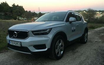 Οδηγούμε το «μικρό» SUV Volvo, XC40 T3 – Geartronic