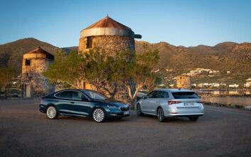 ΝέαSkoda Octavia Grand Coupe:Από την Κρήτη στο «Μένουμε Σπίτι»