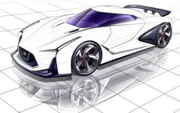 Οι σχεδιαστές της Nissan μας βάζουν σε δημιουργική διάθεση εν μέσω κορονοϊού