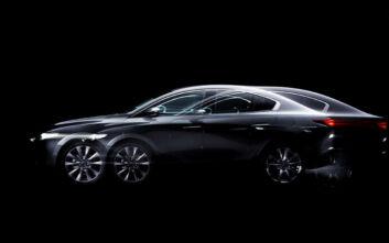 Ο διάσημος φωτογράφος Rankin δίνει ζωή και συναίσθημα στο Mazda3