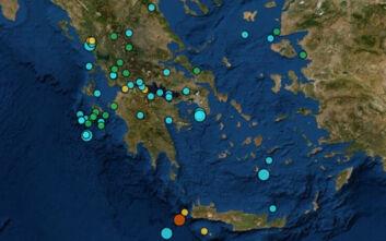 Σεισμός τώρα, αισθητός και στην Αθήνα